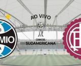 Grêmio x Lanús: transmissão ao vivo nesta quinta (13), às 19h15 (Fotomontagem)