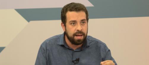 Guilherme Boulos defende frente de esquerda nas eleições de 2022 (Agência Brasil)