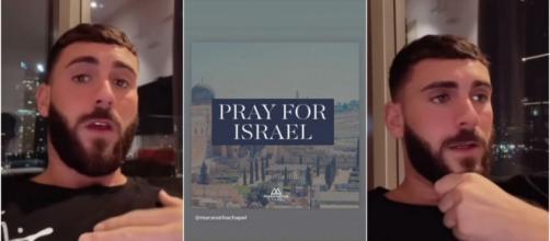 Illan soutient l'Etat d'Israël pendant le conflit israélo-palestinien et se fait lyncher sur les réseaux sociaux.