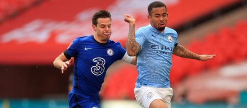 Manchester City e Chelsea protagonizam a decisão. (Arquivo Blasting News)