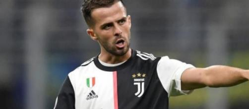 Miralem Pjanic, ex centrocampista della Juventus.