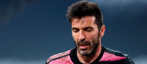 Buffon, ipotesi Liga per il futuro.