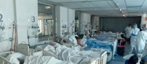 """El investigador ha dado """"las gracias"""" al personal sanitario por su lucha contra el COVID-19 (Twitter @matsmadrid)"""