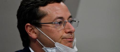Fabio Wajngarten complica situação de Bolsonaro na CPI da Covid (Leopoldo Silva/Agência Senado)