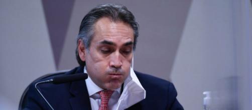 Governo rejeitou 70 milhões de doses da Pfizer, segundo executivo da farmacêutica (Edilson Rodrigues/Agência Senado)
