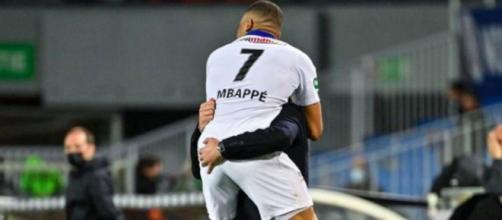 Mbappé pourrait bientôt prolonger - Photo capture d'écran instagram @k.mbappe