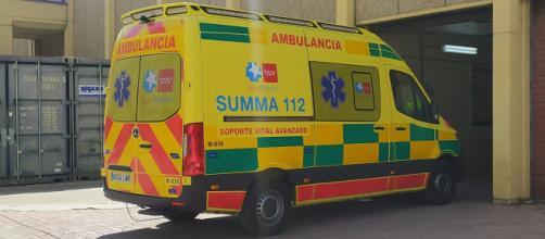 Una cadena de supervivencia permitió salvar la vida a un camionero en Madrid (Flickr)