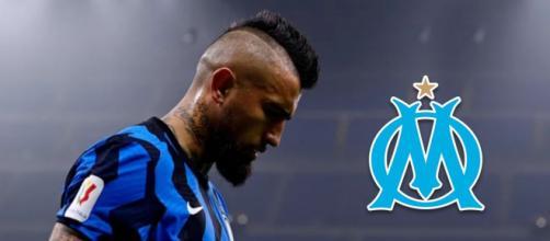 Vidal-Marsiglia: l'Inter pronta a cederlo a zero