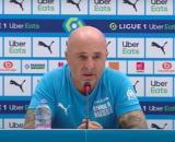 Jorge Sampaoli écarte des joueurs de l'OM et s'explique en conférence de presse - Photo capture d'écran vidéo Youtube