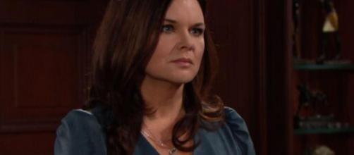 Beautiful, anticipazioni: Katie furiosa con Sally dopo aver scoperto di essere stata ingannata.