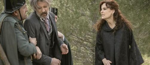 Il segreto, trame Spagna: Tomas fa arrestare Jean Pierre.