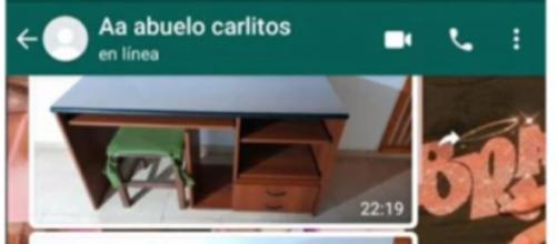 Lo que hizo viral el gesto de este abuelo fue el precio que le puso (Antena3)