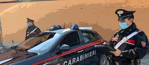 L'operazione è stata messa a segno dai Carabinieri.