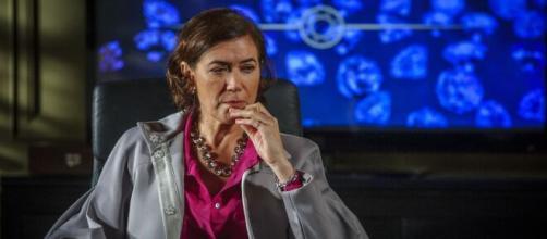 Marta em 'Império' (Reprodução/Rede Globo)