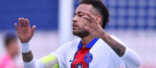 Neymar ne jouera pas la finale de la Coupe de France face à Monaco - Crédit : Instagram @neymarjr