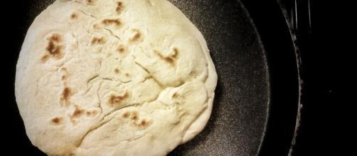 Pane da cuocere in padella: davvero molto buono.