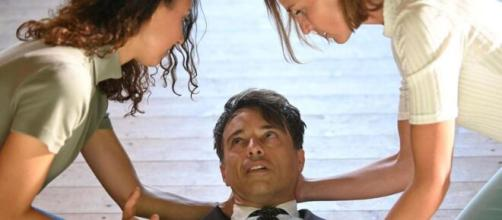 Tempesta d'amore, spoiler 15-21 maggio: Vanessa accusa Cornelia di rubarle Robert.
