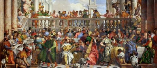 'The Wedding at Cana' by Veronese (Image source: handout image)