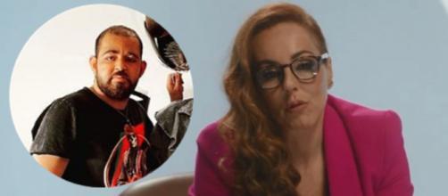 Una jueza pide investigar el patrimonio de Rocío Carrasco y manda a David Flores a declaración (Collage Instagram)