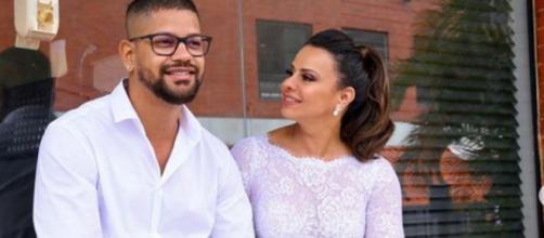 Viviane Araújo se casa (Reprodução/Instagram/@vivianearaujo)