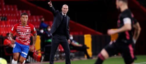 Selon TeleMadrid, Zinédine Zidane ne sera pas l'entraîneur du Real Madrid la saison prochaine (Source : Twitter officiel du Real Madrid)