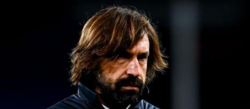 Andrea Pirlo, tecnico della Juventus.