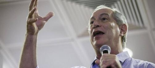 Ciro Gomes (PDT) é nome da centro-esquerda para eleição de 2022. (Arquivo Blasting News)