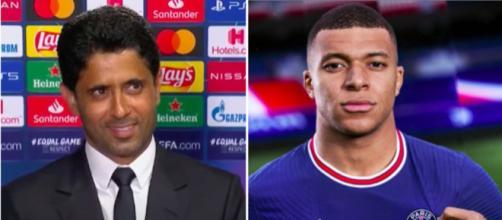 Comment le PSG a fait pour signer Mbappé en 2017 ? - Photo capture d'écran Vidéo Youtbe et Instagram PSG