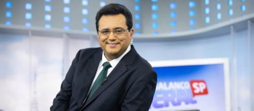 Geraldo Luís fez 50 anos (Reprodução/RecordTV)