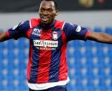 Simy, calciatore e bomber del Crotone.