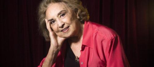 Eva Wilma não resistiu a um câncer no ovário e morreu neste final de semana. (Arquivo Blasting News)