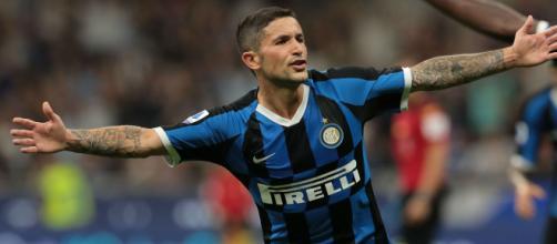 Stefano Sensi, centrocampista dell'Inter.