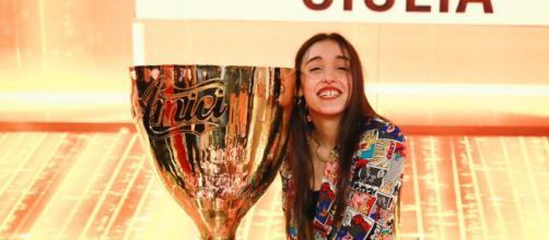 Amici 20, la vincitrice Giulia: 'Non sono riuscita a realizzare del tutto'.
