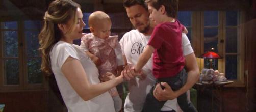 Beautiful, anticipazioni: Douglas entra a far parte della famiglia di Hope e Liam.