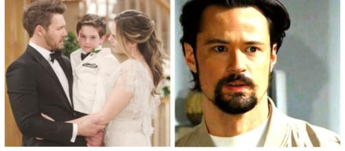 Beautiful, trame americane: Thomas sconfitto, Hope e Liam si sposano.