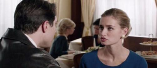 Il Paradiso delle signore, episodio del 26 maggio: Gramini fa spiare Ludovica e Barbieri.