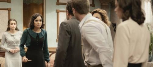 Il segreto, trame Spagna: Adolfo rischia l'arresto a causa della moglie Rosa.