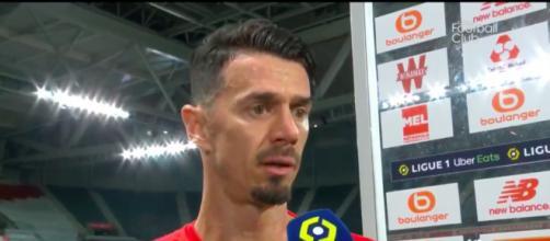 José Fonte se paye l'ASSE - photo capture d'écran vidéo Canal +
