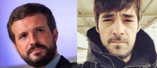 La respuesta exitosa de Jordi Cruz a Pablo Casado ha arrasado en Twitter (@pablocasadoblanco @jordicruzperez)