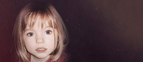 Madeleine McCann, en una imagen difundida para ser reconocida.
