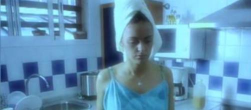 Olga Moreno aparece como protagonista del vídeo - (Telecinco)
