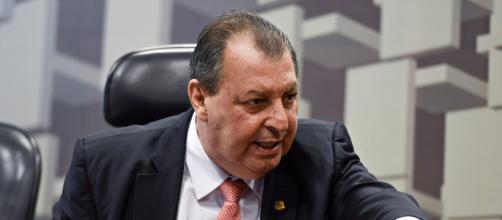 Presidente de CPI não quer que Carlos Bolsonaro deponha na comissão (Edilson Rodrigues/Agência Senado)