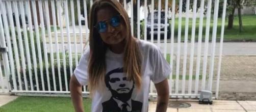 Promotora bolsonarista abandona caso envolvendo Flávio Bolsonaro (Reprodução/Facebook)