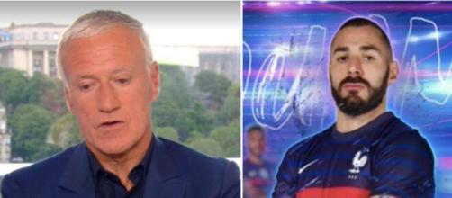 C'est officiel, Karim Benzema disputera l'Euro 2020 avec l'équipe de France. (crédit photo Twitter)