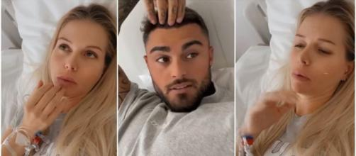 Jessica et Thibault à l'hôpital après deux jours d'absence sur les réseaux sociaux : ils donnent des nouvelles très inquiétantes du bébé.
