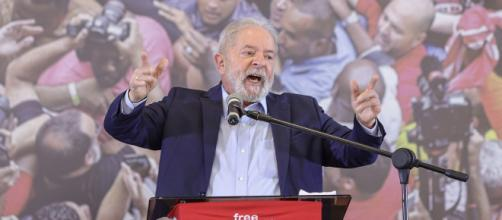 Lula diz que vai ser candidato em 2022 (Ricardo Stuckert/Instituto Lula)
