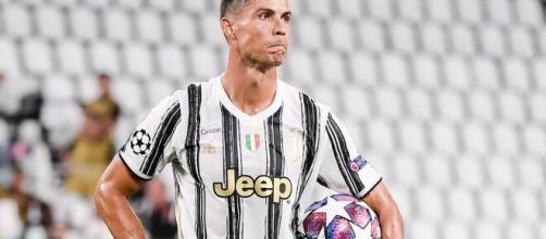 Cristiano Ronaldo - Screen compte Twitter @Aliotop_off