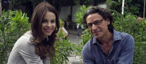 Alice e Renato em 'A Vida da Gente' (Divulgação/Rede Globo)