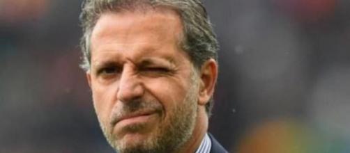 Fabio Paratici, direttore sportivo della Juventus.