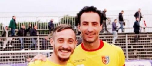 Filippo Viscido e Dino Fava Passaro.